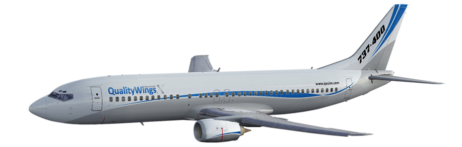QualityWings Simulations Ulitmate 737 Collection