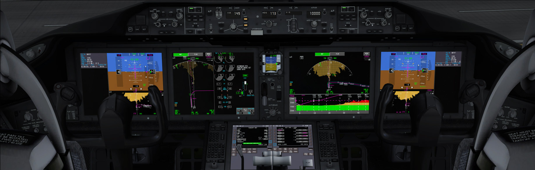QualityWings Simulations Ulitmate 787 Collection
