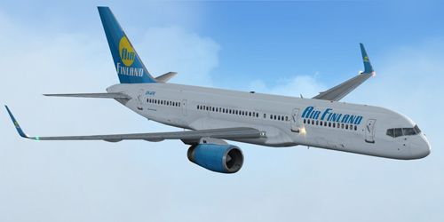 QualityWings Simulations | Liveries